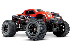 X-MAXX 1:5 4WD 8S Brushless TQi Ready to Bluetooth Module TSM Red