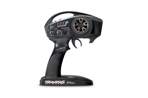 Traxxas TQi 2.4 GHz radio system, 2-channel Traxxas Link enabled (2-ch transmitter, 5-ch micro receiver)