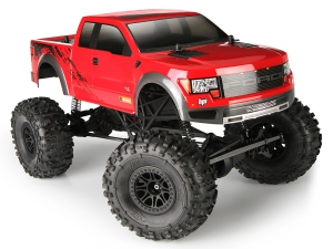 HPI Crawler King Ford F-150 SVT Raptor 2.4Ghz (влагозащита)