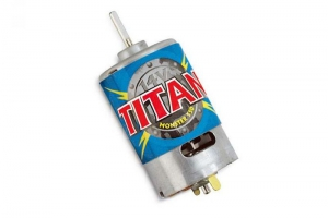 Traxxas Motor,Titan 550 (21-turns/ 14 volts) (1)