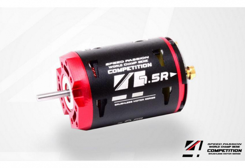 "SpeedPassion Competition ""Version 4.0 motor series"" - 7.5T"