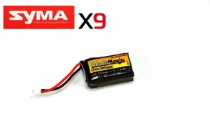 Аккумулятор Black Magic Li-pol 500mAh, 20c, 1s1p, для Syma X9