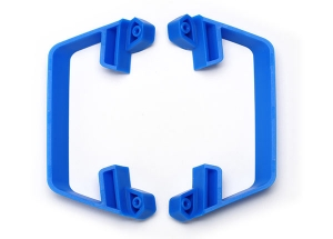 Nerf bars, low CG (blue)